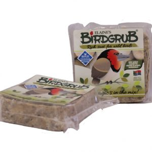 Bird Grub Suet Slabs 200gm