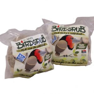 Bird Grub Suet balls 200gm