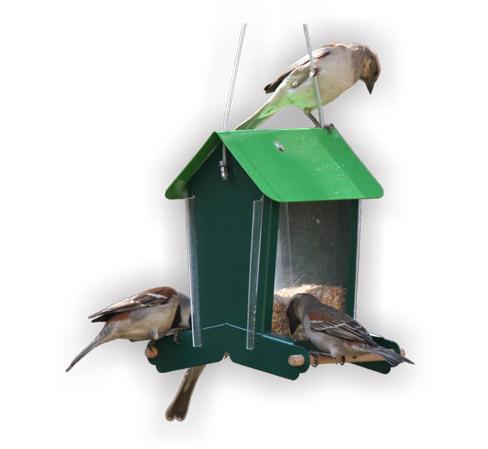 metal feeders