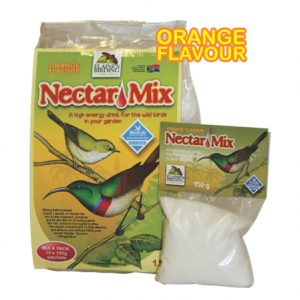Orange Nectar Mix Bulk Pack 10 150gm sachets
