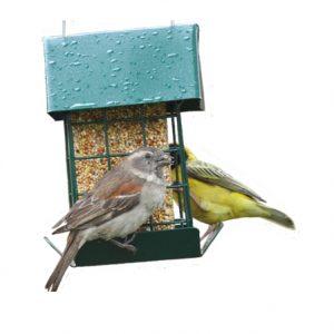 Bird Seed Tower